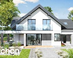 Dom w telimach 2 (G) - zdjęcie od ARCHON+ Biuro Projektów - Homebook