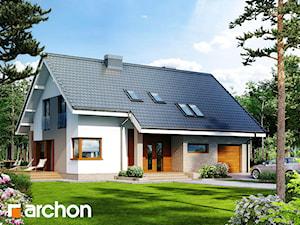 Projekt domu ARCHON+ Dom w miodokwiatach 2