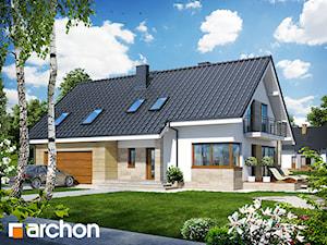 Projekt domu ARCHON+ Dom w idaredach (G2)