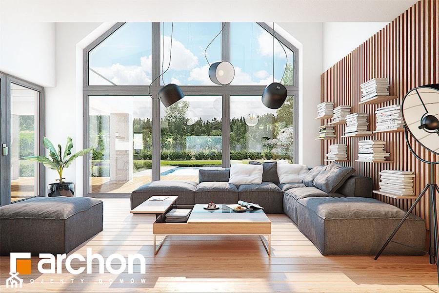 Dom W Felicjach G2 Zdjęcie Od Archon Biuro Projektów Homebook