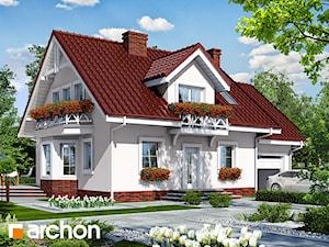 Projekt domu ARCHON+ Dom w rododendronach 6