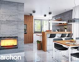 Dom+w+srebrzykach+-+Strefa+dzienna+-+zdj%C4%99cie+od+ARCHON%2B+Biuro+Projekt%C3%B3w