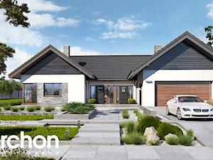 Projekt domu ARCHON+ Dom w kliwiach 4 (G2)