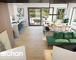 Dom w dipladeniach 2 - zdjęcie od ARCHON+ Biuro Projektów - Homebook