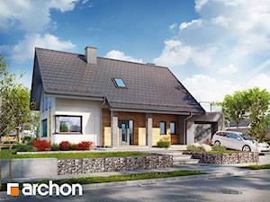 Projekt domu ARCHON+ Dom w hostach