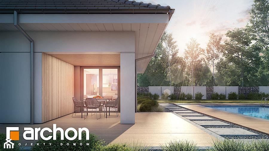 Dom w renklodach 4 - zdjęcie od ARCHON+ Biuro Projektów