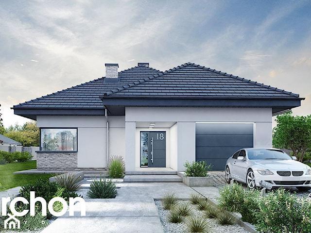 Projekt domu ARCHON+ Dom w renklodach 2