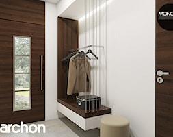 Dom w aurorach - Wiatrołap - zdjęcie od ARCHON+ Biuro Projektów