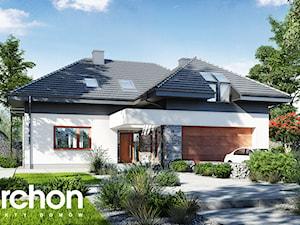 Projekt domu ARCHON+ Dom w maciejkach 2 (G2)