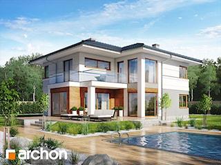 Projekt domu ARCHON+ Willa Oliwia