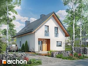 Projekt domu ARCHON+ Dom pod sykomorą 2