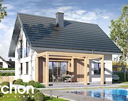 Dom w zielistkach 11 - zdjęcie od ARCHON+ Biuro Projektów - Homebook