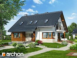 Projekt domu ARCHON+ Dom w idaredach 3