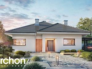 Projekt domu ARCHON+ Dom w renklodach 4