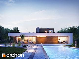 Projekt domu ARCHON+ Dom w borrago (G)