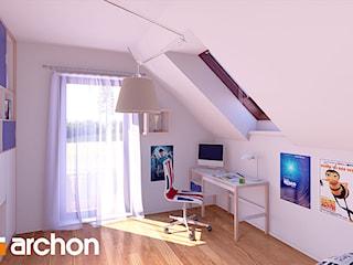 Projekt domu ARCHON+ Dom w żurawkach