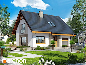 Projekt domu ARCHON+ Dom w lucernie 4