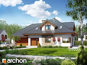 Projekt domu ARCHON+ Dom w kannach