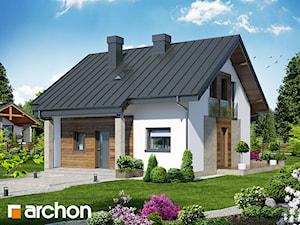 Projekt domu ARCHON+ Dom - Miniaturka (N)