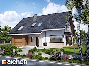 Projekt domu ARCHON+ Dom w idaredach