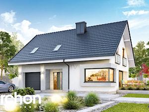 Projekt domu ARCHON+ Dom w zdrojówkach