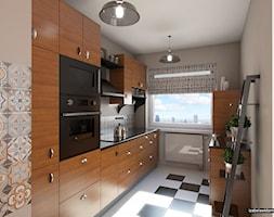 Zabudowa Kuchenna Pod Sufit Pomysły Inspiracje Z Homebook