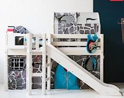 Łóżko ze zjeżdżalnią - zdjęcie od Flexa