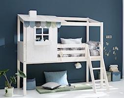 Łóżko domek Classic podwyższony - zdjęcie od Flexa