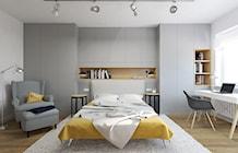 Sypialnia styl Nowoczesny - zdjęcie od Devangari Design