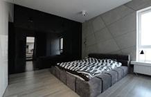 Sypialnia styl Industrialny - zdjęcie od Devangari Design