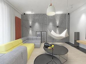 Wizualizacje | Mieszkanie 100m² Wilanów