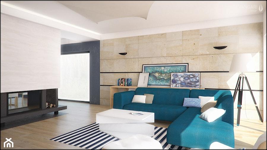 Marynistyczny Salon Zdjęcie Od Devangari Design