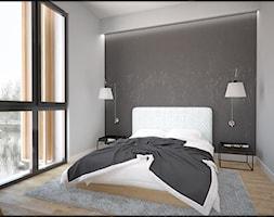 Zdjęcie: Sypialnia styl Skandynawski
