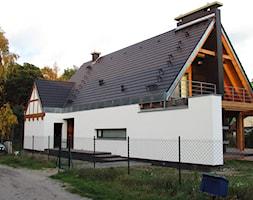 Dom+z+bala+%2F+The+Log+House+-+zdj%C4%99cie+od+Iwaszczy%C5%84ski+Nieruchomo%C5%9Bci+i+Projektowanie