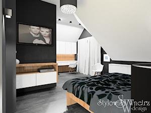 sypialnia na ciemno lub jasno