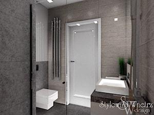 łazienka z trawertynem