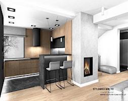 kuchnia - zdjęcie od Stylownia Wnętrz Projektownie i aranżacja wnętrz - Homebook