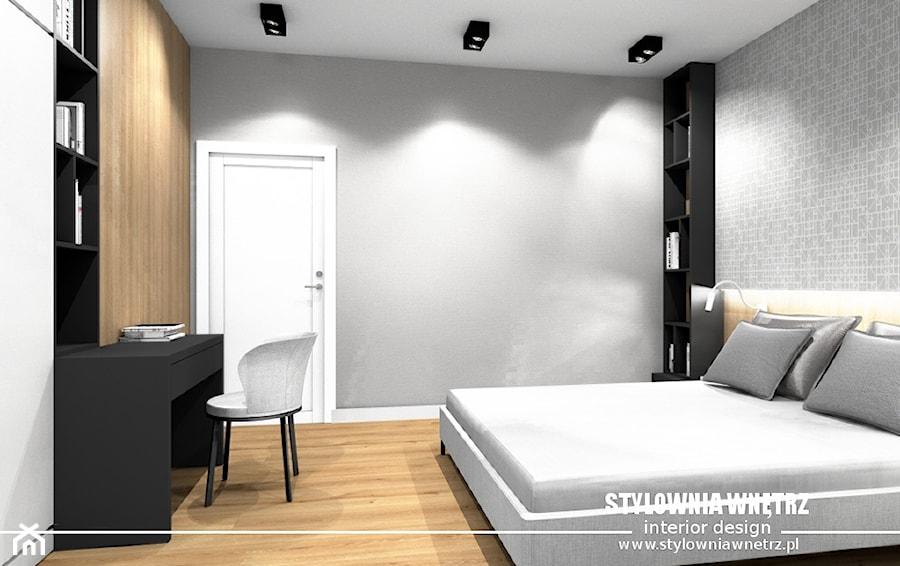 pokój gościnny - zdjęcie od Stylownia Wnętrz Projektownie i aranżacja wnętrz