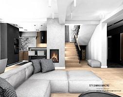schody - zdjęcie od Stylownia Wnętrz Projektownie i aranżacja wnętrz - Homebook
