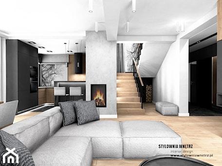 Aranżacje wnętrz - Schody: schody - Stylownia Wnętrz Projektownie i aranżacja wnętrz. Przeglądaj, dodawaj i zapisuj najlepsze zdjęcia, pomysły i inspiracje designerskie. W bazie mamy już prawie milion fotografii!