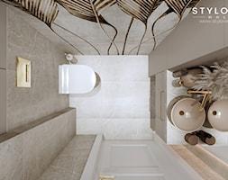 mała łazienka - zdjęcie od Stylownia Wnętrz Projektownie i aranżacja wnętrz - Homebook