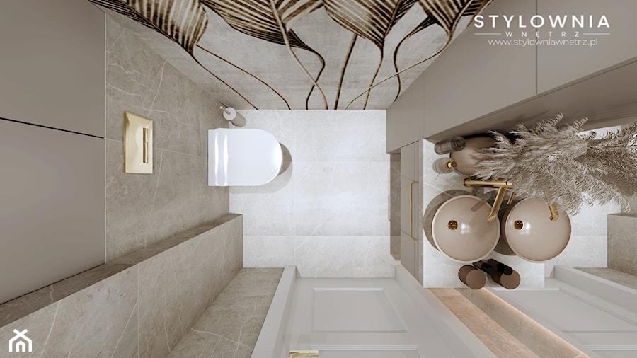mała łazienka - zdjęcie od Stylownia Wnętrz Projektownie i aranżacja wnętrz
