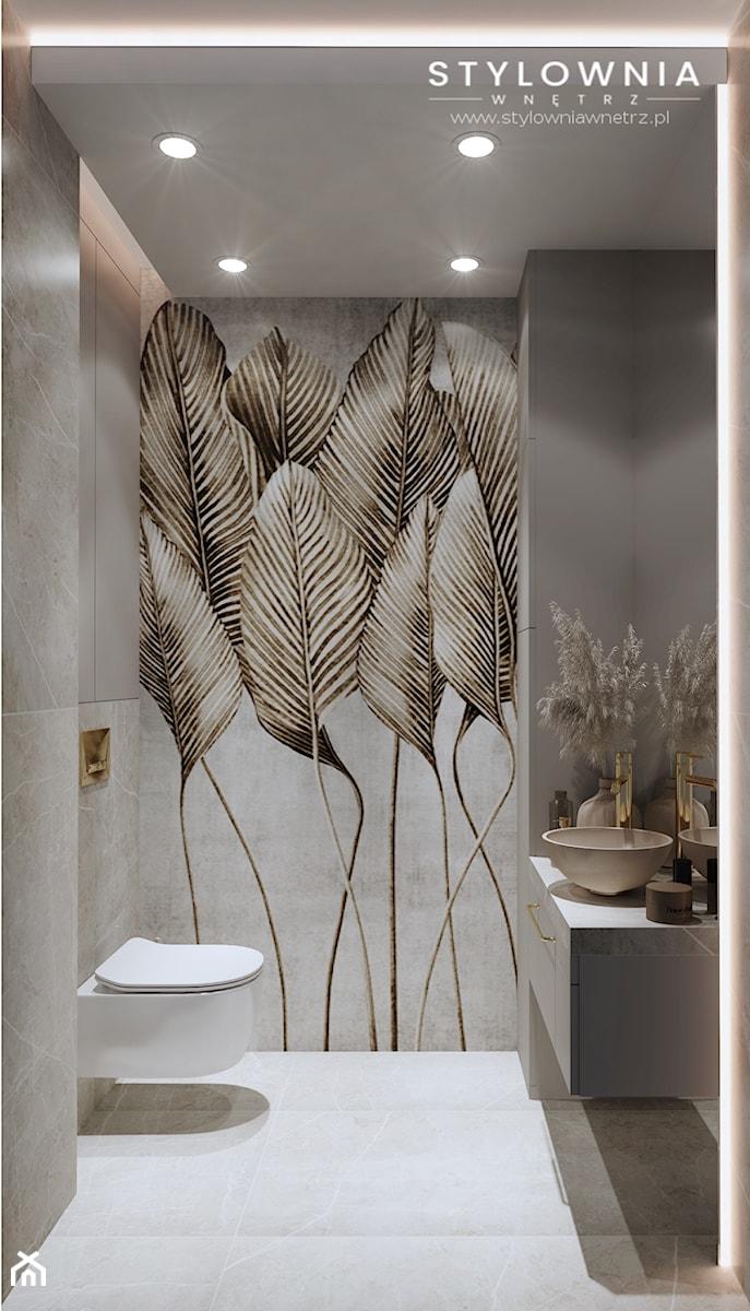 łazienka - zdjęcie od Stylownia Wnętrz Projektownie i aranżacja wnętrz