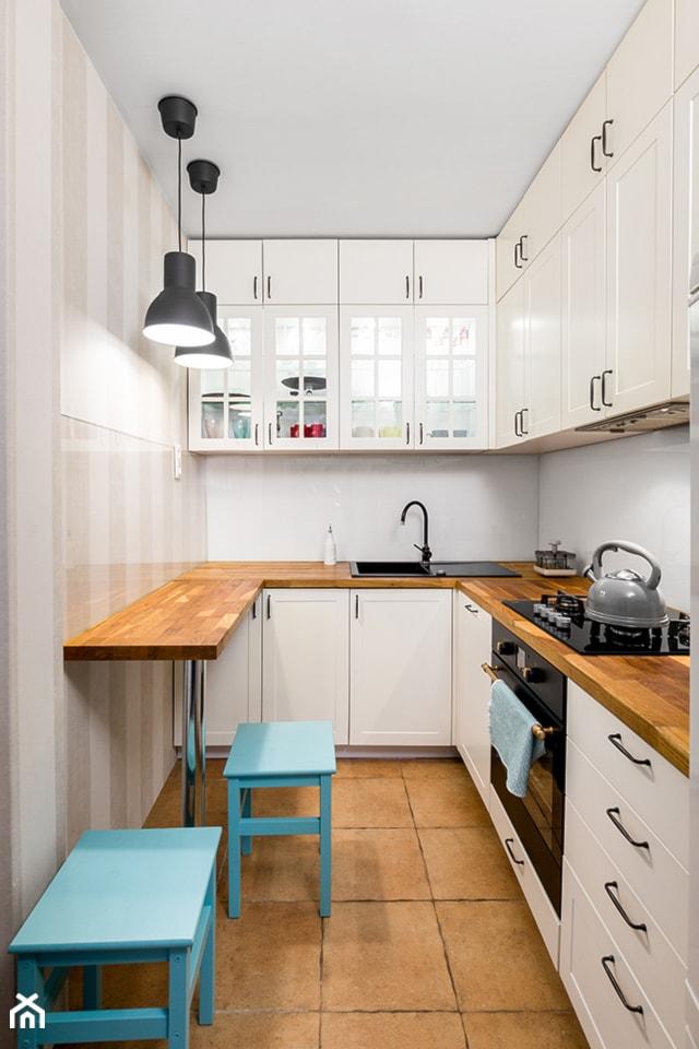 Kuchnia Bez Okna Zdjęcie Od Monika Staniec Interior Design
