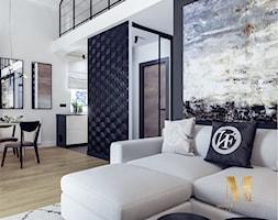 Salon+w+czerni+-+zdj%C4%99cie+od+Monika+Staniec+Interior+Design