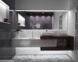 Łazienka styl Nowoczesny - zdjęcie od Zibi_C