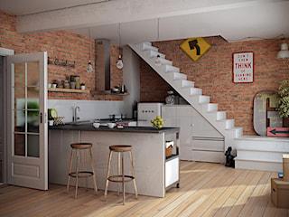 Funkcjonalne schody - pomysły na zagospodarowanie przestrzeni pod schodami