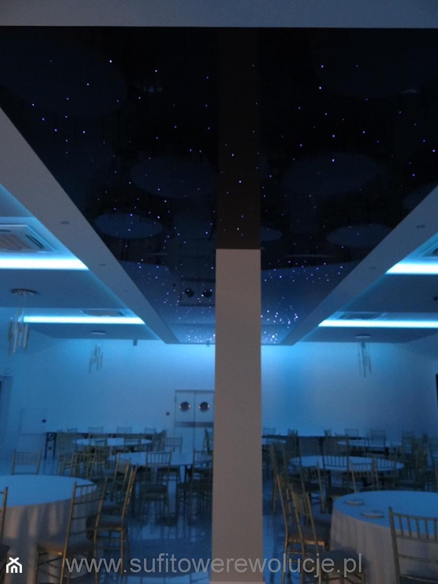 sala bankietowa - zdjęcie od Sufitowe Rewolucje - sufity napinane kompleksowy montaż