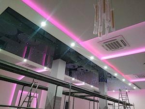 Sufitowe Rewolucje - sufity napinane kompleksowy montaż - Firma remontowa i budowlana