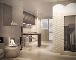 Modern cosy apartment 01 - zdjęcie od BAMM studio